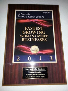 FastestGrowingWomenOwnedBusiness