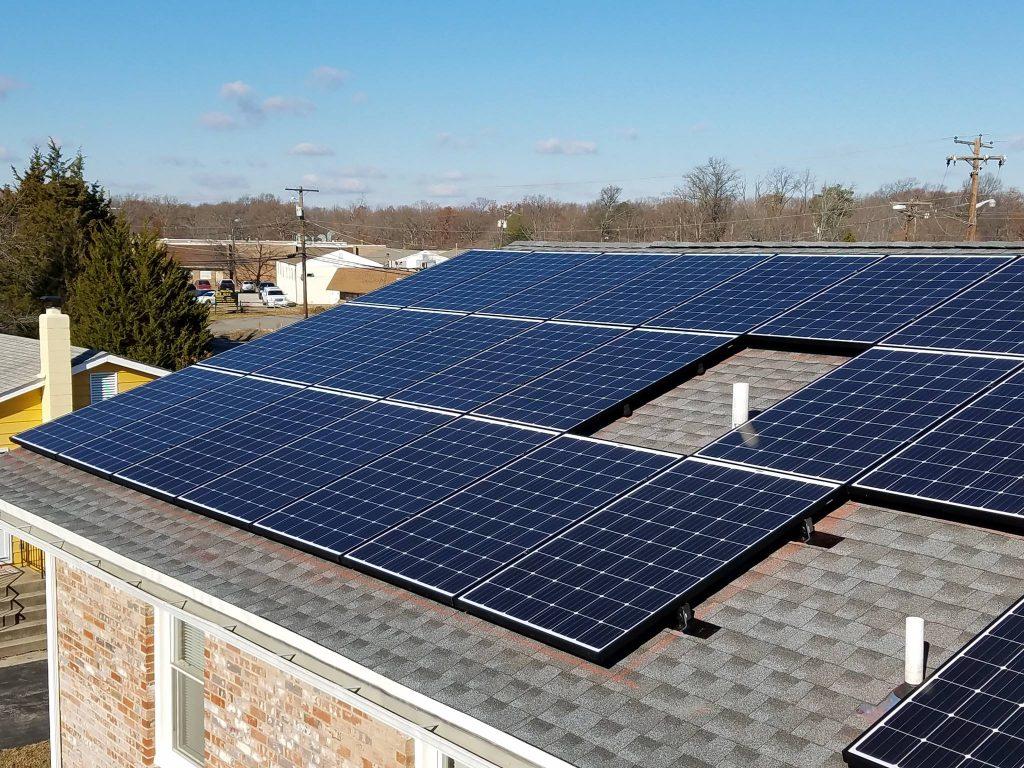 Clinton Maryland Solar Panel Installation By Mssi