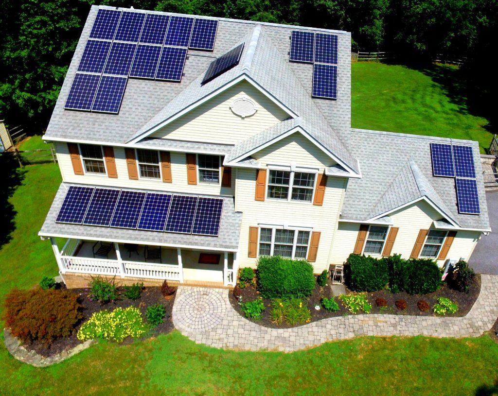 Westminster Maryland Residential Solar Panel Installation