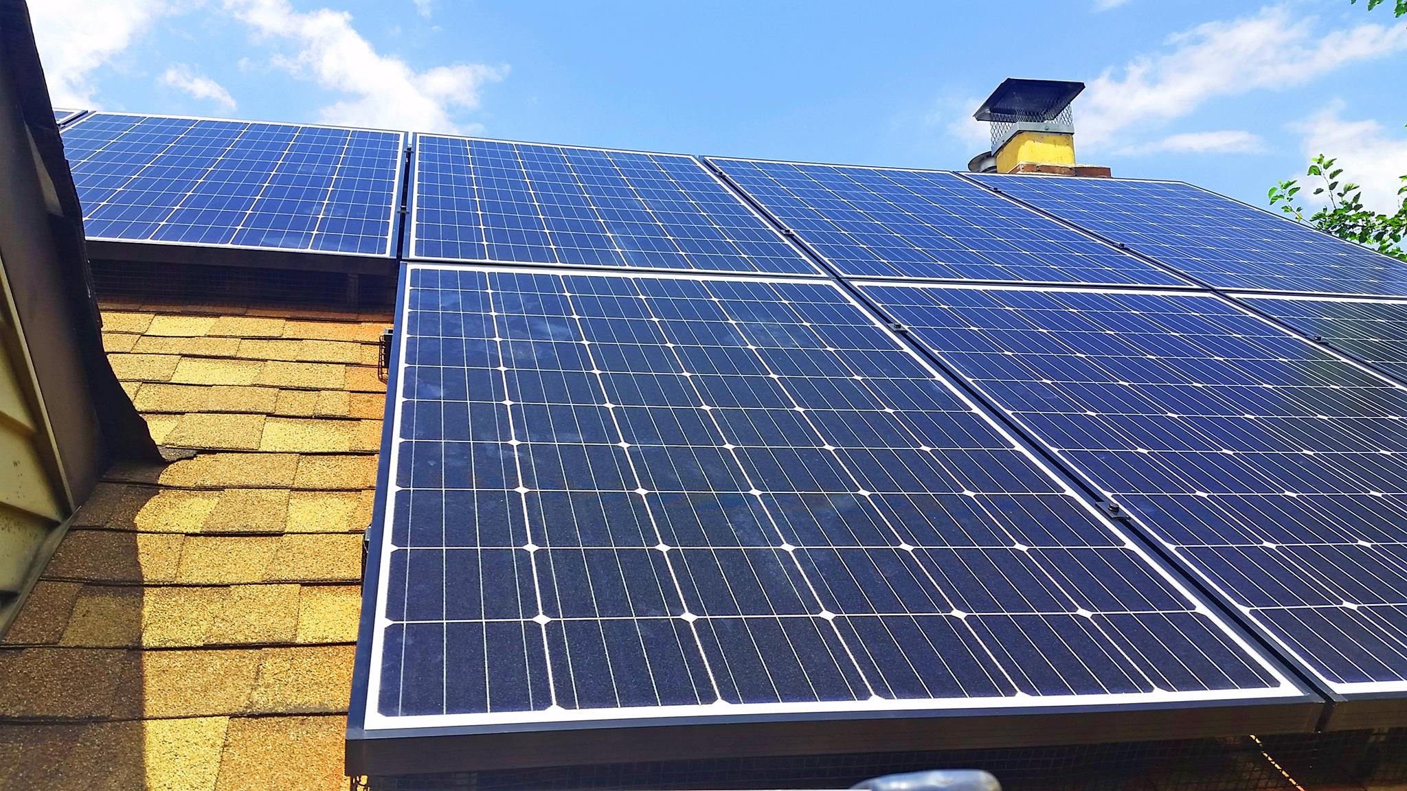 Bethesda Maryland Solar Panel Installation By Mssi